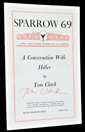Chicago with: A Conversation With Hitler