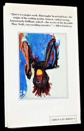 A William S. Burroughs Bundle: (1) The Review of Contemporary Fiction Vol. 4 No. 1 (Spring 1984): Burroughs Special Issue, with: (2) Queer (First American Hardcover Ed.)