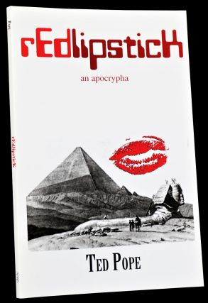 rEdlipsticK: An Apocrypha (Book & CD Versions)