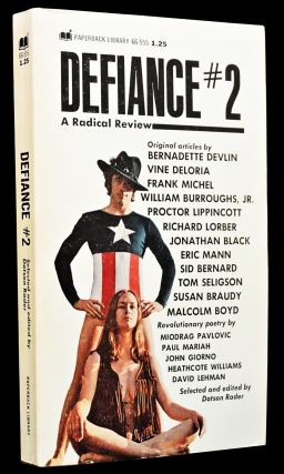 """William S. Burroughs Jr. Bundle: Two Editions of Speed, with: Defiance #2 (Featuring Billy's """"Lexington Addict's Hospital"""" Essay Contribution)"""