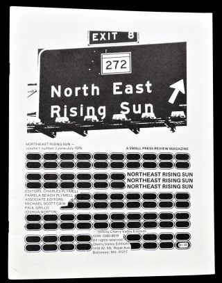 Northeast Rising Sun Vol. 1 No. 2 with: Vol. 1 No. 3 with: Vol. 1 No. 4 & 5