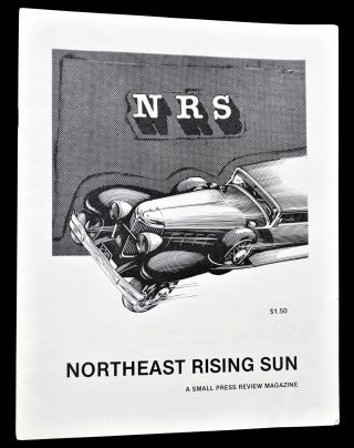 Northeast Rising Sun Vol. 2 No. 8 & 9 (Two Copies) with: Vol. 2 No. 10- Vol. 3 No. 11 with: Vol. 3 No. 12 & 13 with: Vol. 3 No. 14