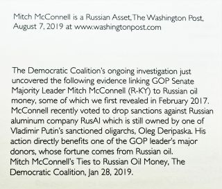 The Moscow Mitch
