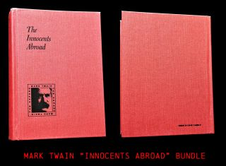 The Innocents Abroad (Two Editions)