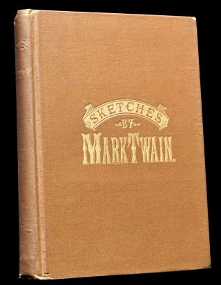 Sketches by Mark Twain with: Early Tales & Sketches Vol. 1 1851-1864 with: The Celebrated Jumping Frog of Calaveras County and Other Sketches