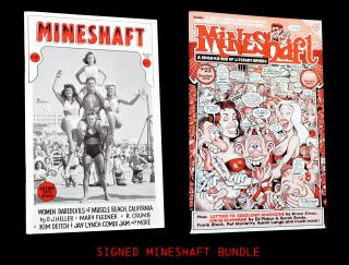 Mineshaft Bundle: Issue No. 22 (June 2008) with: Issue No. 23 (December 2008