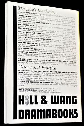 Evergreen Review Vol. 5 No. 19 (July - August 1961)
