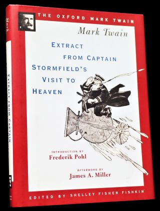 Extract from Captain Stormfield's Visit to Heaven (Three Editions)