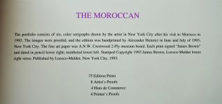 The Moroccan