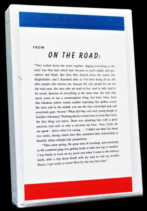 On the Road (Facsimile First Edition in Slipcase) with: Book of Blues